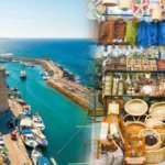 Kıbrıs'tan alınacak hediyelik eşyalar, alışveriş yapılacak yerler