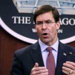 ABD Savunma Bakanı Mark Esper'de koronavirüs şüphesi