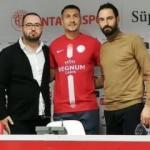 Adis Jahovic resmen Antalyaspor'da!