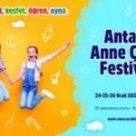 Birinci Antalya Anne Çocuk Festivali, 24 Ocak'ta başlayacak