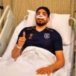 Başakşehirli Berkay Özcan ameliyat oldu
