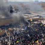 Irak'ta ABD karşıtı protestolar başladı!