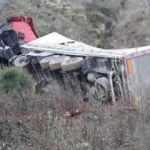 Kuzey Marmara Otoyolu'nda kaza