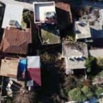 Mersin'de kazı yapılan gizemli eve ziyaretçi akını