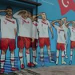Milliler'in asker selamı ölümsüzleştirildi!