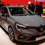 Renault Clio modeline hibrit versiyon!