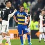 Ronaldo Juve'yi ipten aldı! 2 gol birden attı