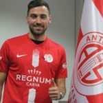 Sinan Gümüş resmen Antalyaspor'da!