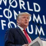 Trump Davos'ta konuştu: Çok dramatik şeyler yapacağız