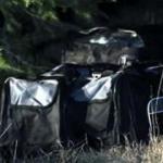 Uçaktan atılan 6 çantadan çıkanlar şoke etti