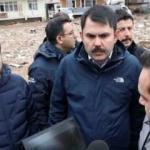 Bakan Kurum açıkladı: 71 binanın yıkımı gerçekleştirildi