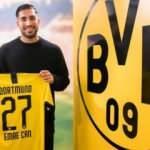 Borussia Dortmund, Emre Can'ı açıkladı!