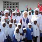 Emine Erdoğan, Gambiya'da okul ve cami açılışı yaptı