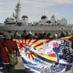 Japonya'dan Orta Doğu hamlesi! Savaş gemisi yola çıktı