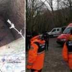 Kuyuya düşen kişi 48 saat sonra kurtarıldı