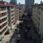 Yeşilyurt apartmanı sakinleri evlerine kavuştu
