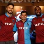 Transferin son gününde Trabzonspor'da üç imza birden