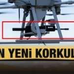 TSK'ya teslim edildi! İşte ilk milli silahlı drone sistemi
