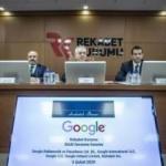 Google'ın sözlü savunma toplantısı Rekabet Kurumunda yapıldı