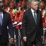 Afrika'da yürüyen Osmanlı toprağı Erdoğan