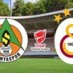 Alanyaspor Galatasaray Çeyrek Final Mücadelesi saat kaçta hangi kanaldan yayınlanacak?