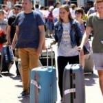 Antalya'da yüzde 35'lik yabancı artışı
