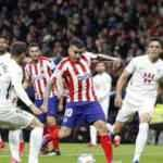 Atletico Madrid İsmail Köybaşı'lı Granada'yı devirdi