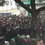 Kırklareli'de Fenerbahçe izdihamı