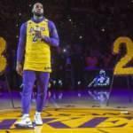 Kobe'nin ölümü sonrası Lakers'ın ilk maçı rekor kırdı!