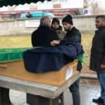 Ömer Bayram'ın dedesi vefat etti