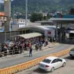 Sarp Sınır Kapısı'ndan geçen yıl 6,8 milyon yolcu geçişi oldu