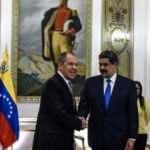 Venezuela Devlet Başkanı Maduro, Rus Dıışişleri Bakanı Lavrov ile görüştü