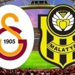 Galatasaray Yeni Malatyaspor maçı ne zaman saat kaçta başlıyor? (Süper Lig)