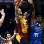 Galatasaray Doğa Sigorta yarı finalde
