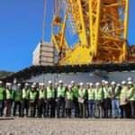 Akkuyu NGS'de ilk ünitenin reaktör kabının kaynağı tamamlandı
