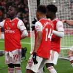 Arsenal Newcastle karşısında şov yaptı