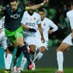Başakşehir'in Avrupa Ligi'ndeki rakibi Sporting Lizbon Rio Ave ile berabere kaldı