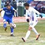 BB Erzurumspor erteleme maçını tek golle kazandı