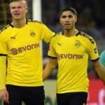 Borussia Dortmund'dan gol şov! Haaland yine attı