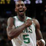 Boston Celtics, Kevin Garnett'in formasını emekli ediyor!