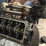 LPG'nin mucidi kare pistonlu motor yaptı! Yüzde 70 tasarruflu