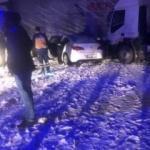 Kayseri'de zincirleme trafik kazası