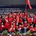 Milli karateciler Dubai'de 6 madalya kazandı