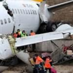 Sabiha Gökçen kazasında pilotun ifadesi alınıyor