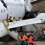 Pistten çıkan uçakla ilgili yeni gelişme
