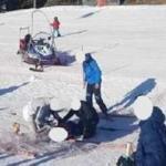 Milli kayakçı Sıla Kara Slovenya'da kahraman ilan edildi