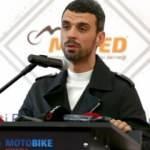 Kenan Sofuoğlu, Ovit Tüneli'nde hız denemesi yapmak istiyor