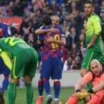 Barça Messi'nin 4 gollü şovuyla kazandı
