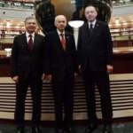 Cumhurbaşkanı Erdoğan, Cumhurbaşkanlığı Millet Kütüphanesi'ni gezdi