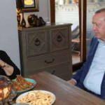Başkan Erdoğan Alev Alatlı'yı ziyaret etti